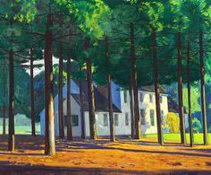 Rockwell Kent (1882-1971) circa1948 Asgaard Farm