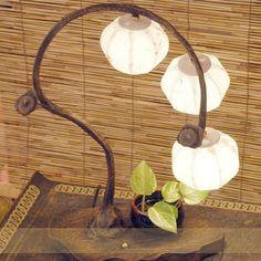 Lampe Hanji Tradition Corée Lumière Chambre 3 nuances Matin calme ARBRE FRUITIER: Amazon.fr: Cuisine & Maison
