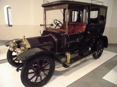 Wolseley 1910 12-16 Town Car by Basic Transporter, via Flickr