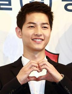 Song Joong Ki❤️ | cuteness overload | I may need to make a board dedicated to Joong Ki ♡♡♡