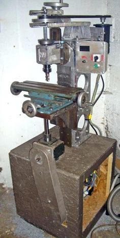 drill press end mill milling machine by homemade milling constructed from cast aluminum and steel features drill press milling vise sale