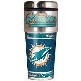 Miami Dolphins Travel Mugs