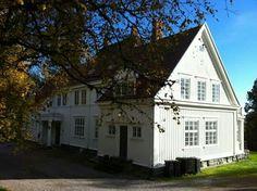 Eggelia, Eggevegen 7715 Steinkjer, Norway - Bolig for fylkesmannen i Nord-Trøndelag