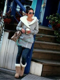 Fashion Leisure Autumn Winter Solid Color Thick Cotton Coat Thick Sweater Hooded Outerwear Drop Shipping/Free Shipping - http://www.styliate.me/http://www.styliate.com/products/fashion-leisure-autumn-winter-solid-color-thick-cotton-coat-thick-sweater-hooded-outerwear-drop-shippingfree-shipping/