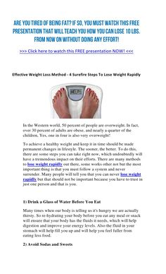 Sure Fire Weight Loss The best place to find how to have joyful life  http Pinterest
