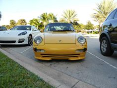 1996 Porsche Carrera 993 Spotting - Vero Beach