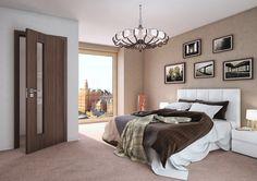 Interiérové dveře Sapeli - ELEGANT dveře do ložnice