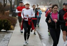 Follow the Leaders: Liberal Leader Kathleen Wynne Goes For a Run...Again!