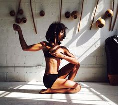 """African Knowledge Today: ❤ Kemetic Yoga Poses 