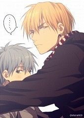 Kuroko Tetsuya x Kise Ryouta / Kuroko no Basket Kise Ryouta, Kuroko Tetsuya, Kuroko No Basket, Comic Anime, Anime Art, Kurokos Basketball, Basket Drawing, Anime Boyfriend, Fanarts Anime