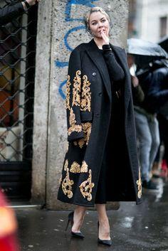 The Best Street Style Looks From Milan Fashion Week popsugar 4