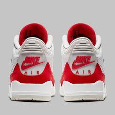3937b6c6030b52 Air Jordan 3 Tinker CJ0939-100 White University Red Release Date