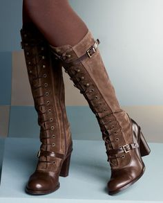 Alberto Fermani  Lace up boot -
