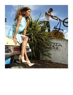 Vogue Spain April Photographer Greg Kadel, Stylist Havana Laffitte, Hair Chi Wong, Make-up Mariel Barrera, Model Cameron Russell. Cameron Russell, Greg Kadel, Retro Fashion, Kids Fashion, Vintage Fashion, Editorial Photography, Fashion Photography, Fashion Models, Fashion Show