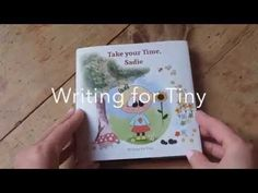 """Have a look at our book """"Take your Time,"""" which deals with growing up and focuses on activities of daily living (adl's). Handmade, handbound, Irish and personalised. Personalised Childrens Books, Activities Of Daily Living, Take Your Time, Growing Up, Irish, Writing, Handmade, Personalized Books For Kids, Grow Taller"""