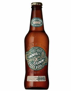 Innis Gunn Brewing Company Ltd — Innis Gunn Lager// Beverage Packaging, Bottle Packaging, Coffee Packaging, Food Packaging, Craft Beer Labels, Wine Labels, Bottle Labels, Beer Label Design, Wine And Beer
