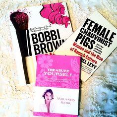 B o o k C l u b Empowerment takes many forms. Miranda Kerr, Instagram