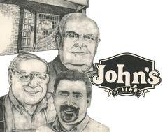 John's Bar & Grille  Canton, Ohio Stark County, Canton Ohio, Football Hall Of Fame, Family Memories, Cleveland, Distance, Goal, Restaurants, Nostalgia