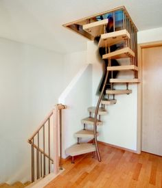 Innovative Raumspartreppe - ais-online.de (Staircase Step Design)