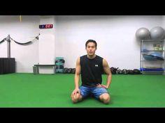 100.【筋トレ】1分間〜ながらトレーニング -Partial Single Leg Squat-