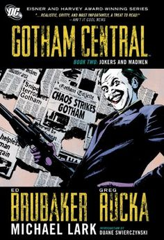IDEA::::::  Gotham Central TP Book 02 Jokers And Madmen by Michael Lark http://www.amazon.co.uk/dp/1401225438/ref=cm_sw_r_pi_dp_r1xwub0Q0P34Y
