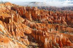 Bryce Canyon sunset point, Bryce Canyon National Park, Utah (pinned by haw-creek.com)