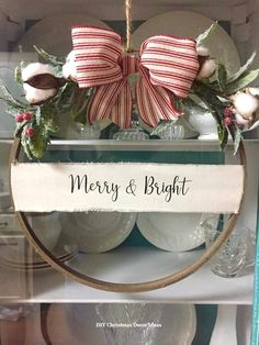 25 Creative DIY Ideas For A Rustic Festive Decor #christmaslights