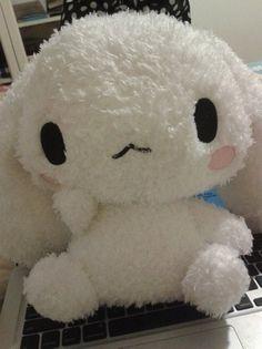 cinamonroll fuzzy plush. Sanrio friends. So kawaii