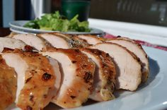 How to Grill a Turkey Breast - Plainville Farms -gotta try this