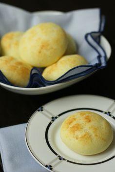 Tapioca Cheese Bread - Pan de Yuca