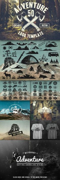 #hand letterling #photography #Typography #calligraphy: Logo Montagne, Adventure Logos, Badge Logo, Photography Logos, Packaging Design, Branding Design, Logo Design, Web Design, Graphic Design Inspiration