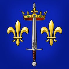 Joan of Arc heraldry by dashinvaine on DeviantArt