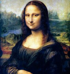 This is a retouched picture of the Mona Lisa, a painting by Leonardo DaVinci, currently housed at the Louvre museum in Paris, France. It has been digitally altered from it's original version by modifying its colors.