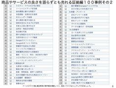 HPの成約率を上げる100事例セミナー(長野)阿智村商工会 http://yokotashurin.com/etc/evidence100.html