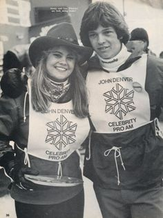 Lisa Whelchel and Jimmy McNichol