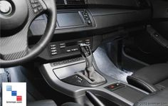 Original Non-illuminating Shifter Shown Installed On X5. -  - Updated Look Automatic Shift Knob  - Photo #11