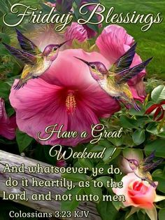 Friday Blessings ~~J Monday Morning Blessing, Happy Friday Morning, Friday Morning Quotes, Morning Greetings Quotes, Its Friday Quotes, Friday Fun, Wednesday Morning, Happy Weekend, Wonderful Day Quotes