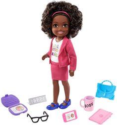 Mattel Barbie, Barbie Club, Barbie Kids, Barbie Dolls Diy, Barbie Fashionista Dolls, Barbie Clothes, Barbie Van, Barbie Stuff, Barbie Chelsea Doll