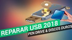 Reparar Usb PenDrive Discos Duros 100 %  - Formateo Bajo Nivel 2018 💾