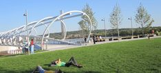 The Yards Park : Washington DC's New Park on the Anacostia River