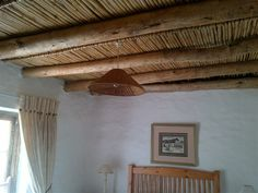 River Cottage, McGregor, Western Cape on Budget-Getaways River Cottage, Thatched Roof, Sash Windows, Natural Home Decor, Arno, Paint Colors, Tiny House, Beautiful Places, Ceiling Lights