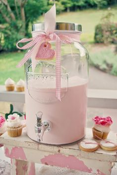 Pink Milk | Fun Snacks for Your Valentine's Day Class Party - HomeRoom Mom