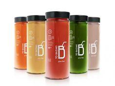 Дизайн упаковки сока TO BAZAKI