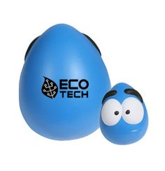Keep work stress at bay with this goofy Mood Wobbler Stress Reliever!