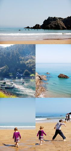 Laga's beach, the Basque country, by Aran Goyoaga// I love this place. wish I never would have left