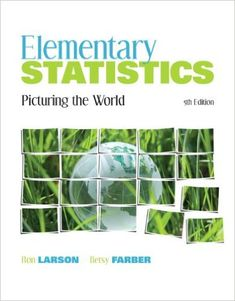 Instant download and all chapters solutions manual microelectronic test bank for elementary statistics 5th edition ron larson fandeluxe Image collections