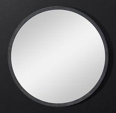 1940s ÉglomisÉ Mirror