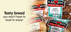 PureBred Bakery – Gluten and Wheat Free Bread