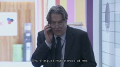 Roger Allam, Actors, Eyes, Fictional Characters, Fantasy Characters, Cat Eyes, Actor