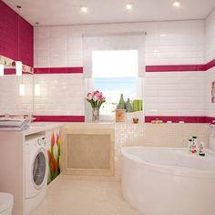Уютная квартира. Ванная